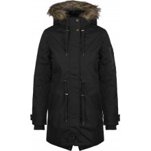 PARKA MUJER ELEMENT CURIOUS NEGRO