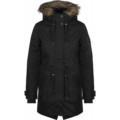 nueva llegada 705a1 ce9c3 PARKA MUJER ELEMENT CURIOUS NEGRO