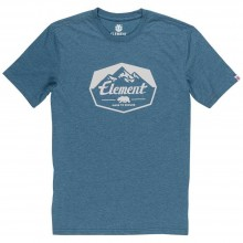 CAMISETA ELEMENT JOURNEY AZUL