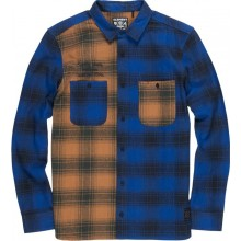 CAMISA ELEMENT EXPLORER OVERSHIRT MULTI
