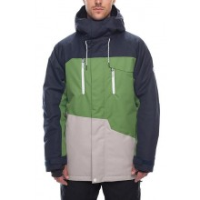 CHAQUETA NIEVE 686 GEO INSULATION NAVY COLORBLOCK