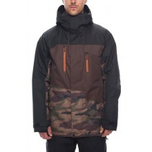 CHAQUETA NIEVE 686 GEO INSULATION DARK CAMO