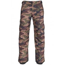 PANTALON 686 INFINITY INSULATED CARGO DARK CAMO