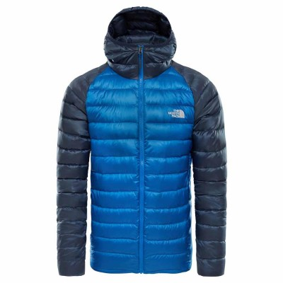 CHAQUETA THE NORTH FACE TREVAIL URBAN NAVY