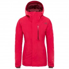 CHAQUETA NIEVE W THE NORTH FACE DESCENDIT ROSA