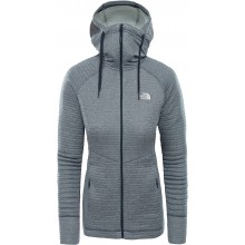 SUDADERA TÉCNICA W THE NORTH FACE HIKESTELLER NAVY
