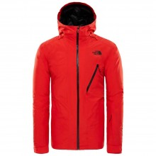 CHAQUETA NIEVE THE NORTH FACE DESCENDIT ROJO