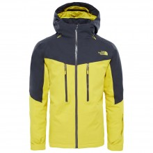 CHAQUETA NIEVE THE NORTH FACE CHAKAL AMARILLO