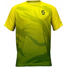 CAMISETA SCOTT KINABALU RUN YELLOW