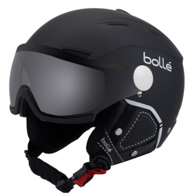 e0be55bfd5 Casco Bollé Backline Visor Premium en color negro con lente ...