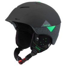CASCO BOLLE SYNERGY BLACK W19