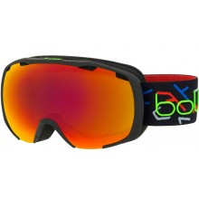 GAFAS VENTISCA JUNIOR BOLLE ROYAL MATTE BLACK S2