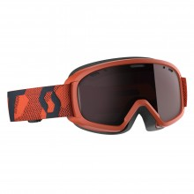 GAFAS DE VENTISCA JUNIOR SCOTT WITTY CHROME NARANJA