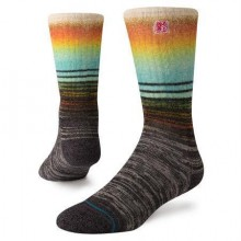 CALCETÍN STANCE OUTDOOR GEOTHERMAL BLACK