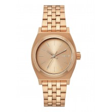 RELOJ NIXON MEDIUM TIME TELLER ALL ROSE GOLD