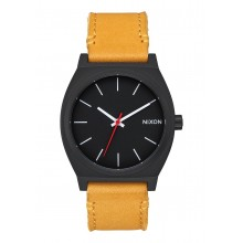 RELOJ NIXON TIME TELLER ALL BLACK/GOLDENROD