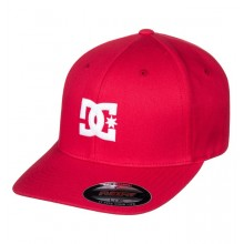 GORRA DC SHOES CAP STAR 2 ROJO