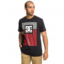 CAMISETA DC SHOES PILL RESIDENT NEGRO