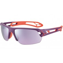 GAFAS CEBE S-TRACK MEDIUM MATT PURPLE/ SALMON