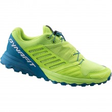 ZAPATILLA DYNAFIT ALPINE PRO FLUO YELLOW/BLUE
