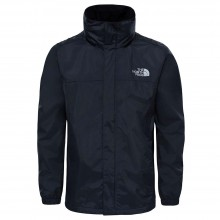 CHAQUETA THE NORTH FACE RESOLVE 2 NEGRO