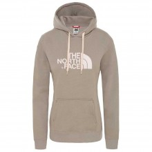 SUDADERA THE NORTH FACE W DREW PEAK SILT GREY