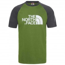 CAMISETA THE NORTH FACE RAGLAN EASY S19