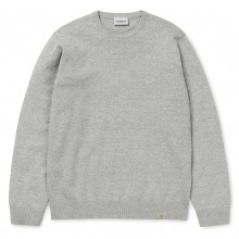 JERSEY CARHARTT PLAYOFF GREY HEATHER