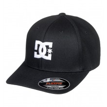 GORRA NIÑOS DC SHOES CAP STAR 2 NEGRO