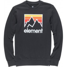 SUDADERA ELEMENT JOINT CR NEGRO