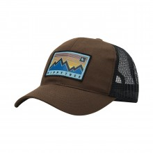 GORRA HIPPYTREE SPECTRUM MARRON