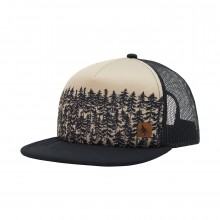 GORRA HIPPYTREE THICKET MARRON