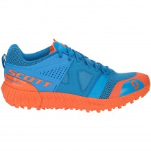 ZAPATILLA SCOTT KINABALU POWER AZUL/NARANJA