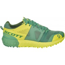 ZAPATILLA SCOTT KINABALU POWER VERDE/AMARILLO