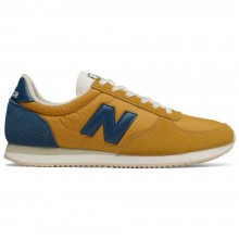 ZAPATILLAS NEW BALANCE U220FG AMARILLO/AZUL