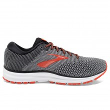 ZAPATILLAS BROOKS REVEL 2 BLACK/ORANGE