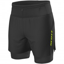 PANTALÓN CORTO SCOTT HYBRID MS RC RUN NEGRO