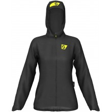 CHAQUETA MUJER SCOTT WS RC RUN WATERPROOF NEGRO