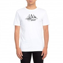 CAMISETA VOLCOM STONE SOUNDS BLANCO