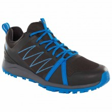 ZAPATILLAS THE NORTH FACE LITEWAVE FASTPACK II NEGRO/AZUL