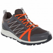 ZAPATILLAS THE NORTH FACE LW FASTPACK II GTX GRIS/NARANJA