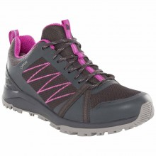 ZAPATILLAS THE NORTH FACE W LW FASTPACK II GTX GRIS/PURPLE