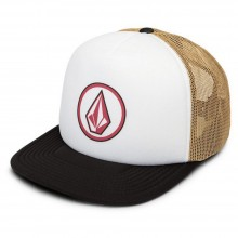 GORRA VOLCOM FULL FRONTAL CHEESE CAMEL