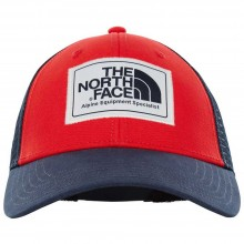 GORRA THE NORTH FACE MUDDER TRUCKER ROJO