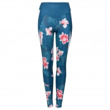 LEGGING DESIGUAL BLOQUES HINDI FLORAL
