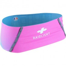 CINTURÓN RAIDLIGHT STRETCH RAIDER W AZUL/ROSA
