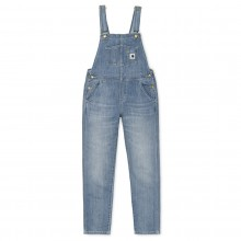 PETO CARHARTT W BIB OVERALL BLUE LIGHT