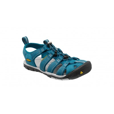 SANDALIAS MUJER KEEN CLEARWATER CNX AZUL