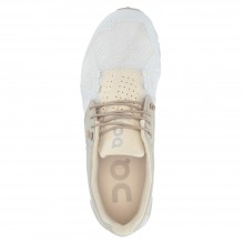 ZAPATILLA MUJER ON RUNNING CLOUD 50/50 SAND SNOW