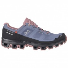 ZAPATILLAS ON RUNNING MUJER CLOUDVENTURE WATERPROOF METAL DUSTROSSE